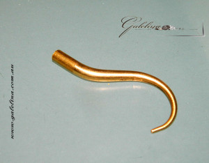 1 Rat tail (hook) to make decorative dimples.Price is $20